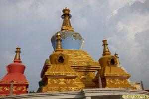 Temples Etrangers