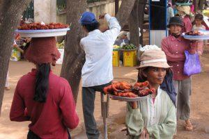 Cambodge sur la Route