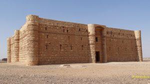 Chateaux du desert
