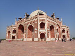 Delhi-Purina Quila & Yumayun's tomb