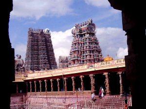 Madurai -Temple de Mînâkshî