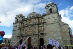 Oaxaca-Ville