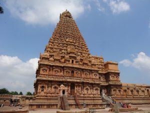 Temples Cholas