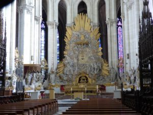 Cathedrale Interieur
